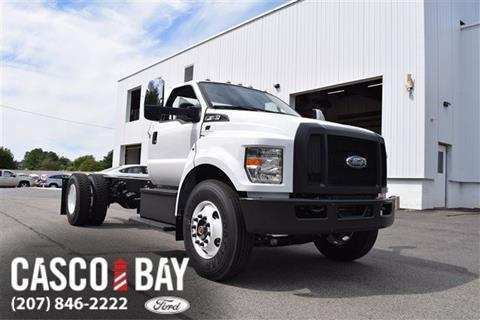 80 The Best 2019 Ford F650 Performance And New Engine