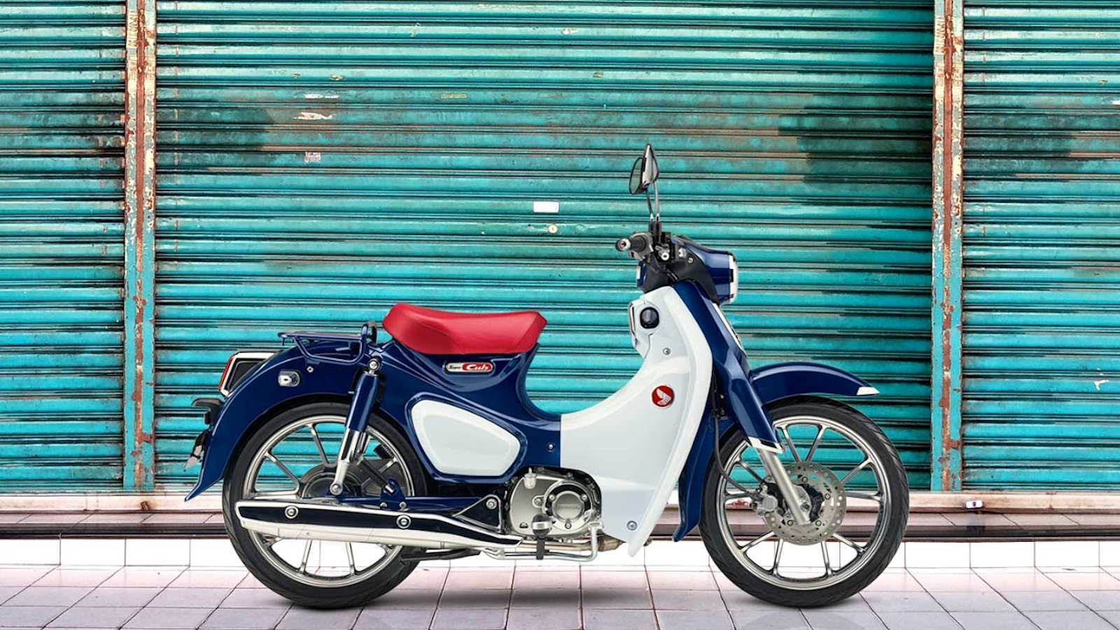 80 The Best 2019 Honda Super Cub Top Speed Exterior