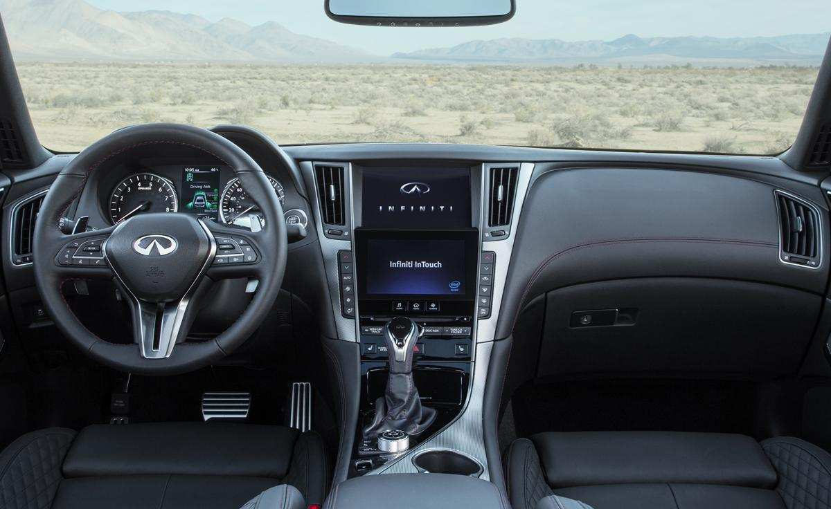 80 The Best 2019 Infiniti Interior Spesification