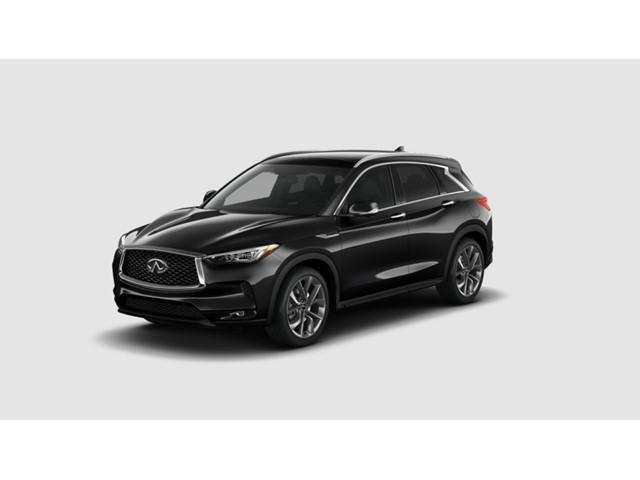 80 The Best 2019 Infiniti Qx50 Black First Drive
