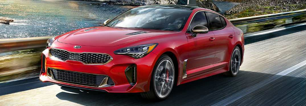 80 The Best 2019 Kia Gt Stinger Release Date And Concept