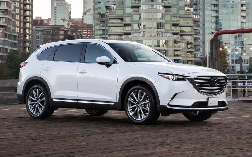 80 The Best 2019 Mazda CX 9s New Model And Performance
