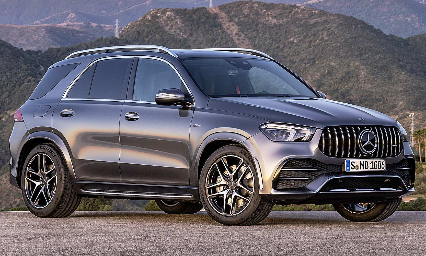 80 The Best 2019 Mercedes GLE Spesification