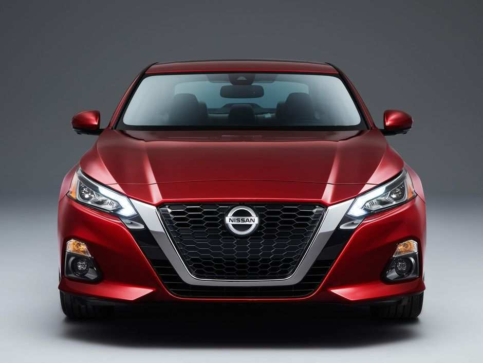 80 The Best 2019 Nissan Altima Coupe New Model And Performance