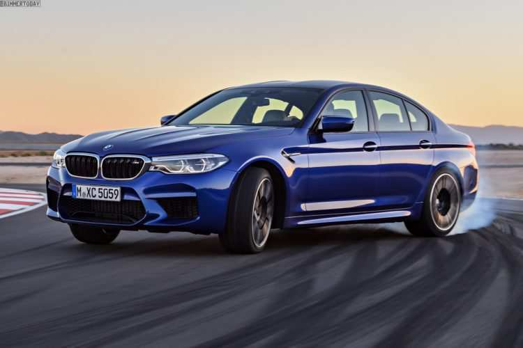 80 The Best 2020 BMW M5 Xdrive Awd New Concept