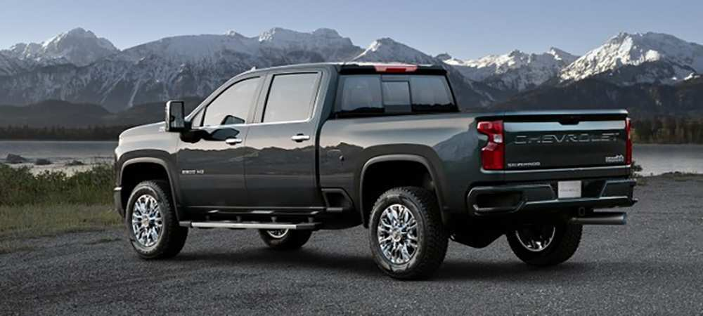 80 The Best 2020 Chevy Silverado 1500 2500 Prices