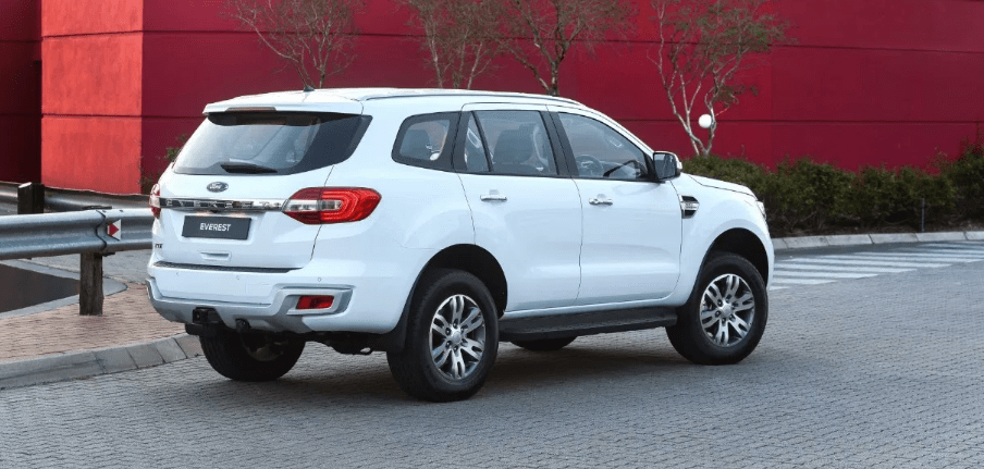 80 The Best 2020 Ford Everest Research New