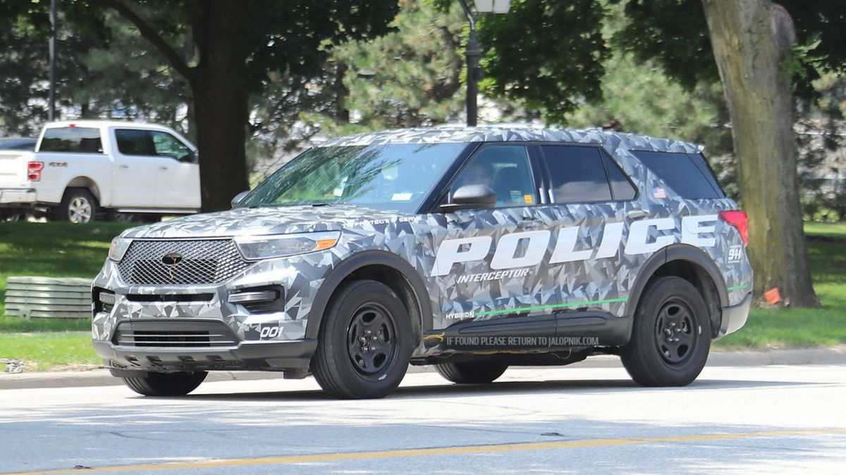 80 The Best 2020 Ford Explorer Jalopnik New Review