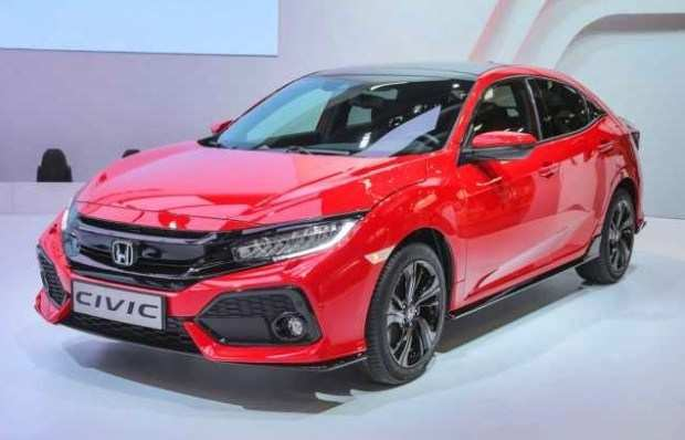 80 The Best 2020 Honda Civic Si Sedan Exterior