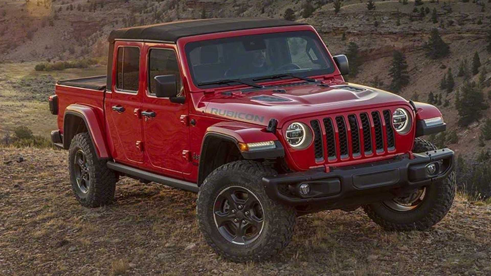 80 The Best 2020 Jeep Gladiator Hercules Photos