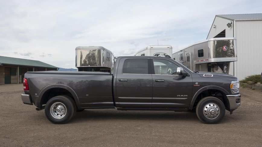 80 The Best 2020 Ram 3500 Diesel Redesign And Concept
