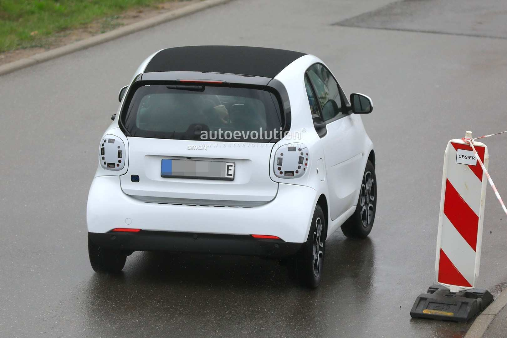 80 The Best 2020 Smart Fortwos Exterior And Interior
