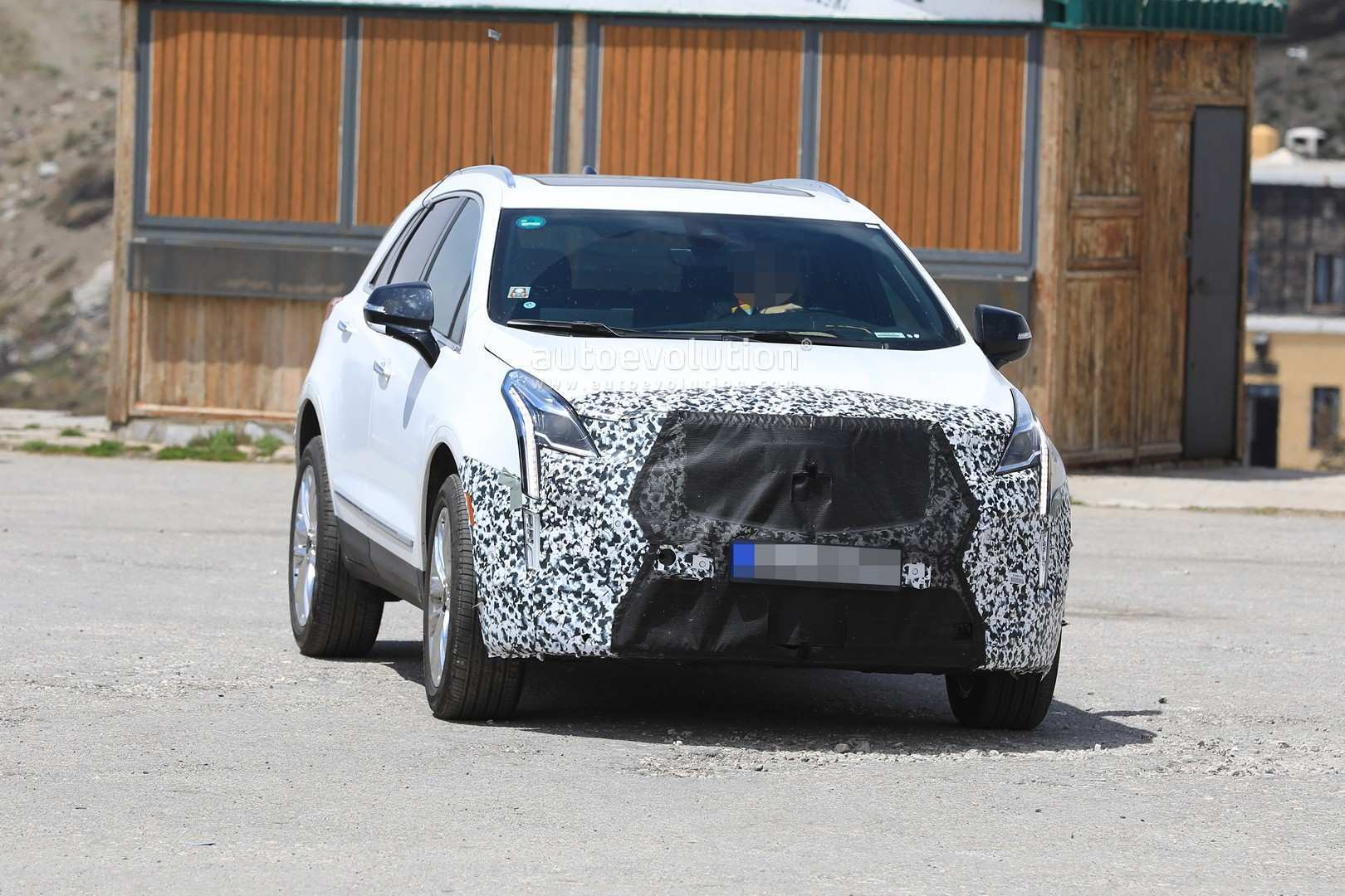 80 The Best 2020 Spy Shots Cadillac Xt5 Exterior And Interior