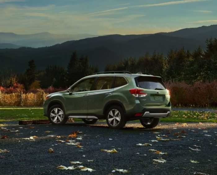 80 The Best 2020 Subaru Forester Redesign Redesign And Review