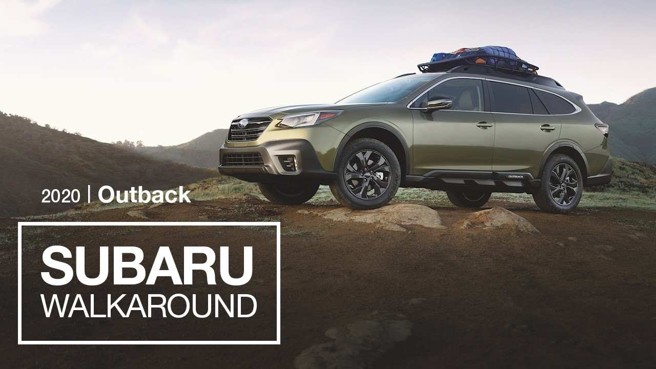 80 The Best 2020 Subaru Outback Ratings