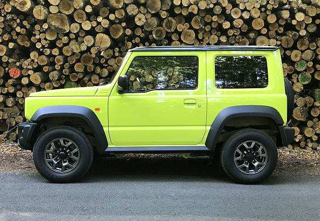 80 The Best 2020 Suzuki Jimny Overview