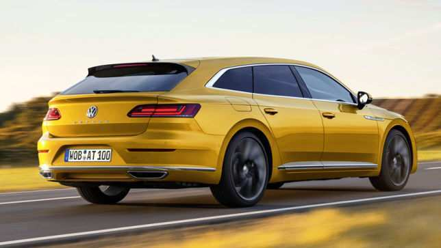 80 The Best Arteon Vw 2019 Release Date And Concept