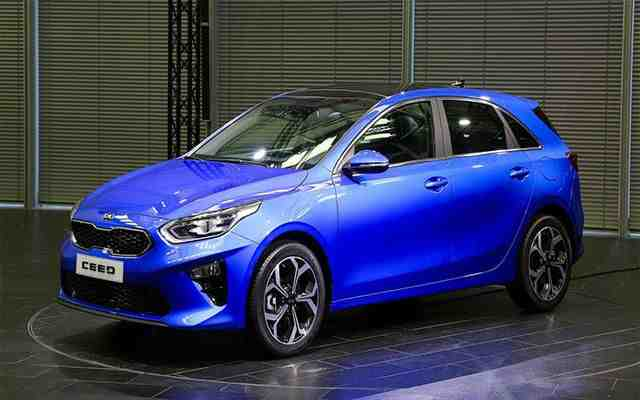 80 The Best Kia Ceed 2020 Redesign And Concept