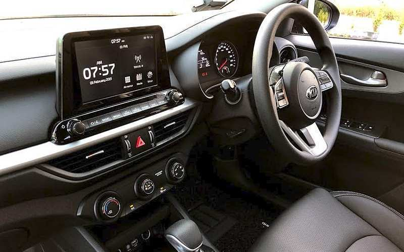 80 The Best Kia Cerato 2019 Interior Price And Review