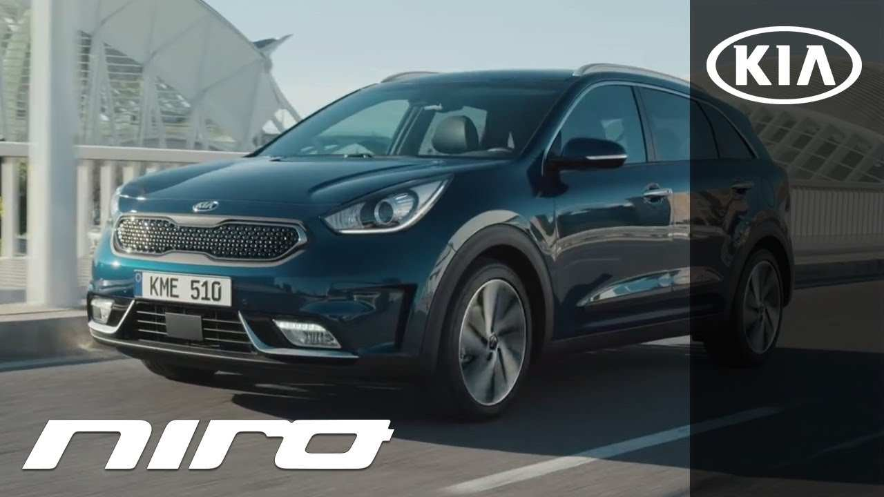 80 The Best Kia Niro 2020 Youtube Interior