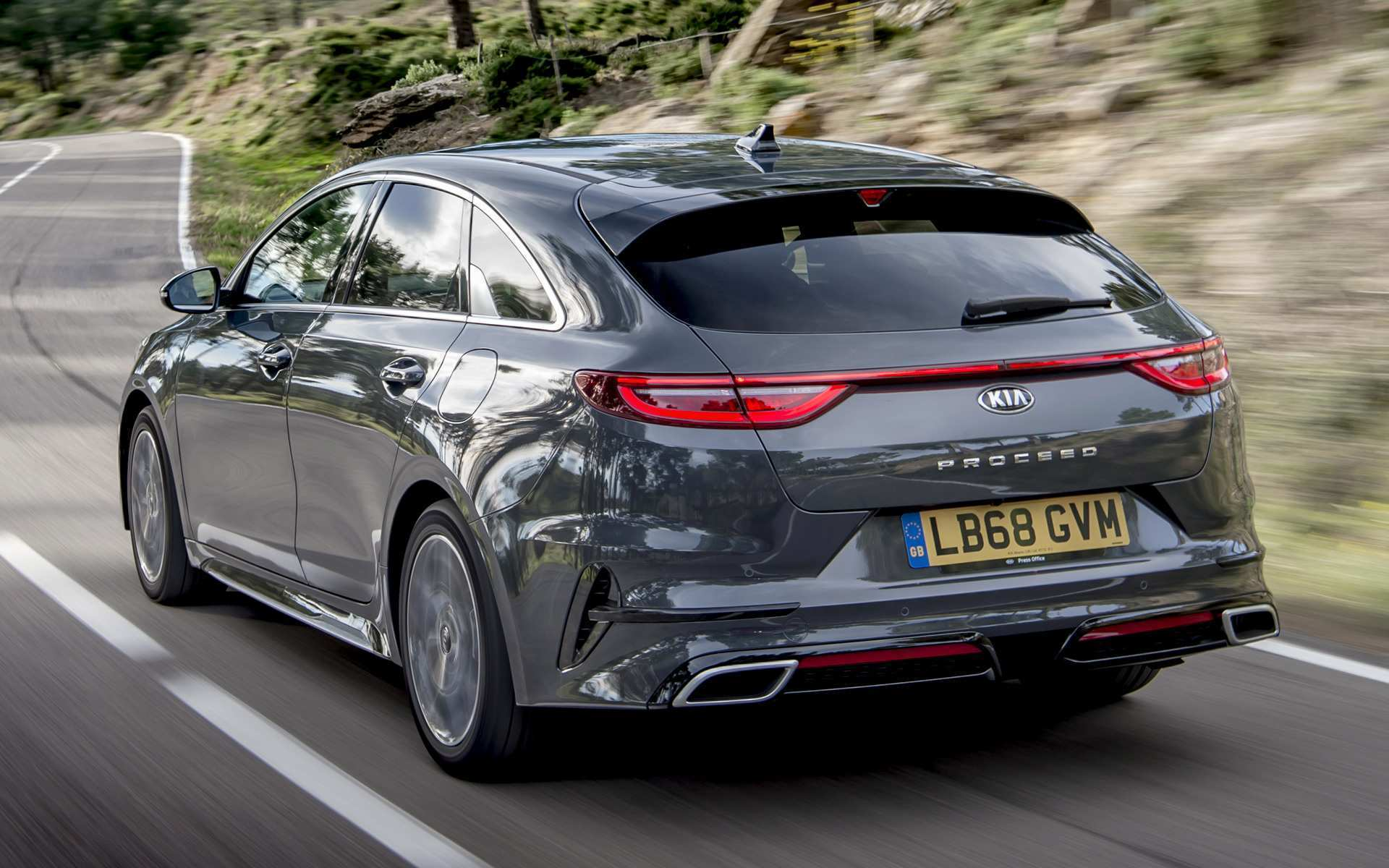 80 The Best Kia Pro Ceed Gt 2019 Redesign
