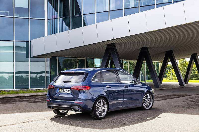 80 The Best Mercedes 2019 B Class Price And Review