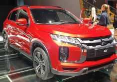 Mitsubishi Asx 2020 Youtube