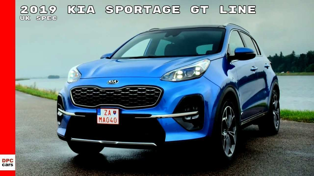 80 The Best New Kia Sportage 2020 Youtube Performance And New Engine