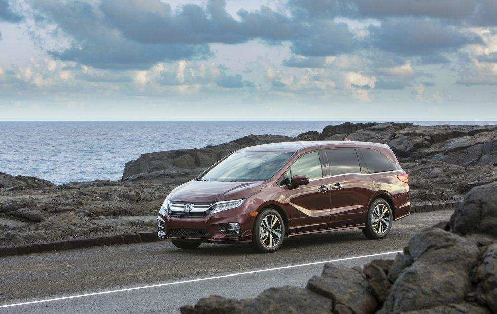 80 The Honda Odyssey 2019 Vs 2020 Exterior