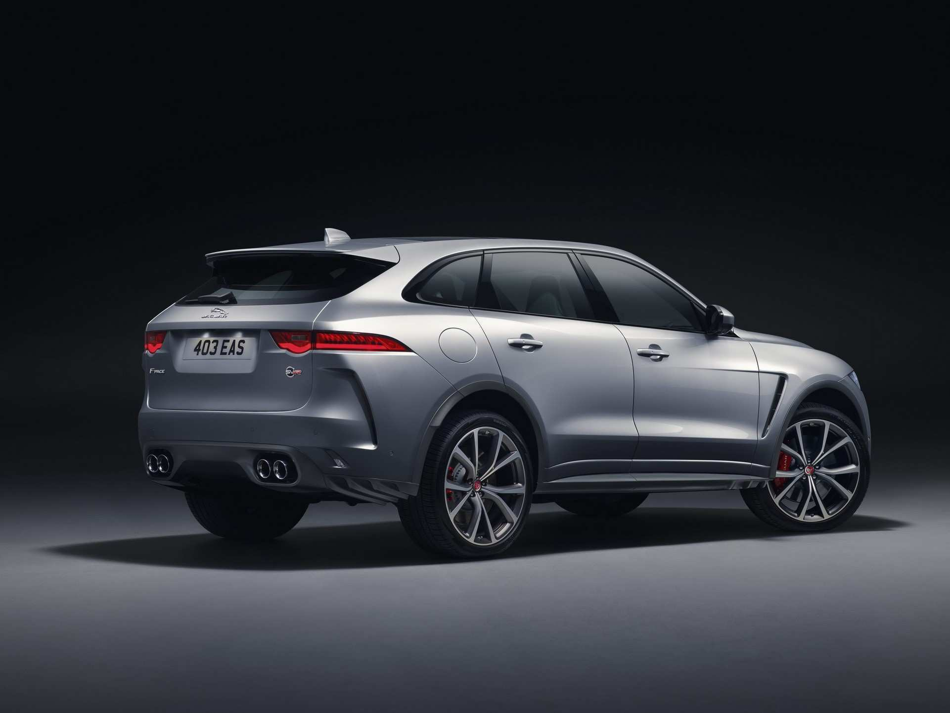 80 The Jaguar Suv 2019 New Concept