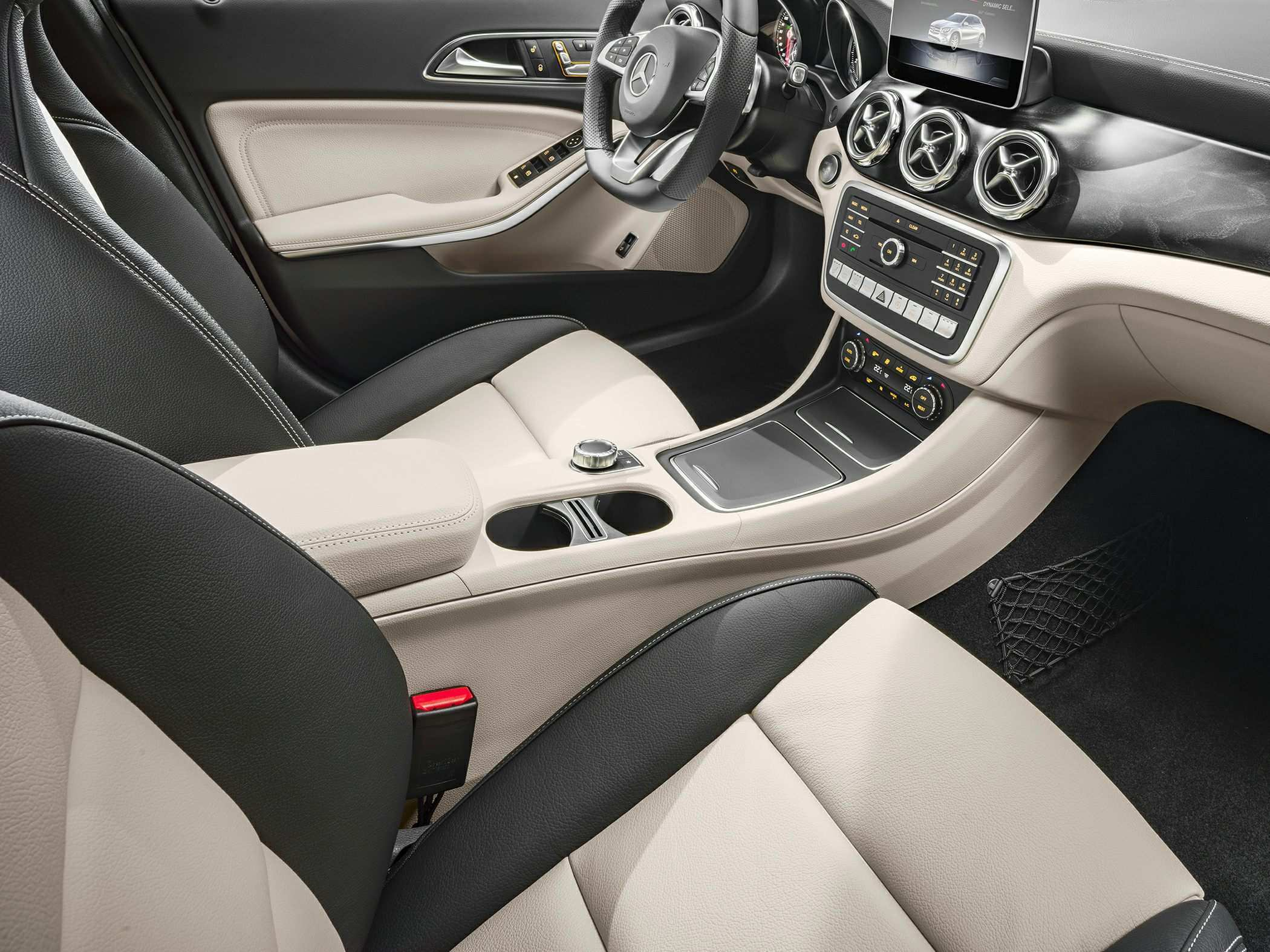 80 The Mercedes Gla 2019 Interior Picture
