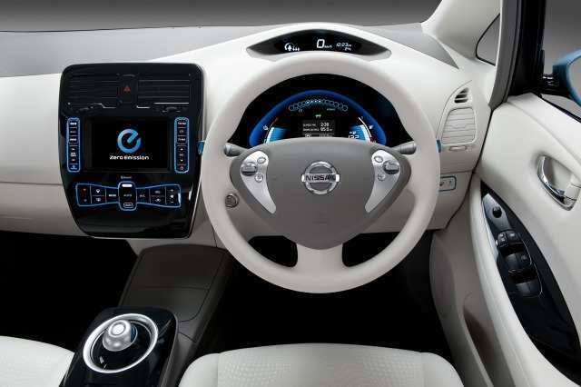 80 The Nissan Leaf 2020 Interior Concept