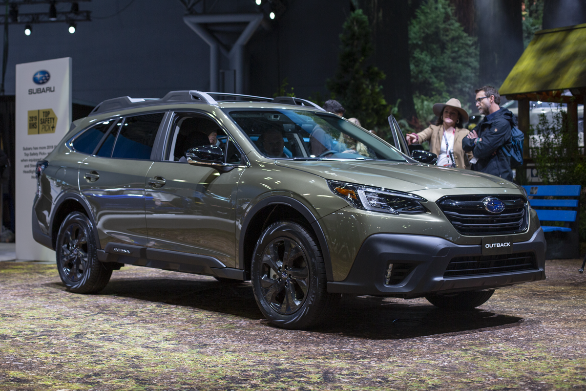 80 The Subaru Outback 2020 Review Specs And Review