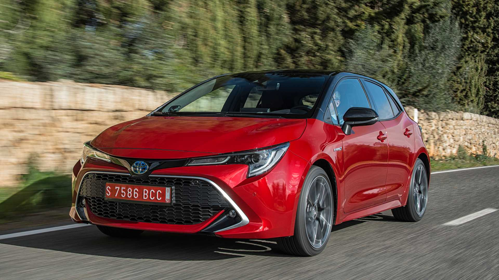 80 The Toyota 2019 Exterior And Interior