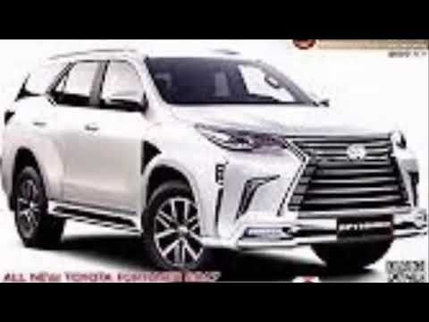 80 The Toyota Fortuner New Model 2020 Concept