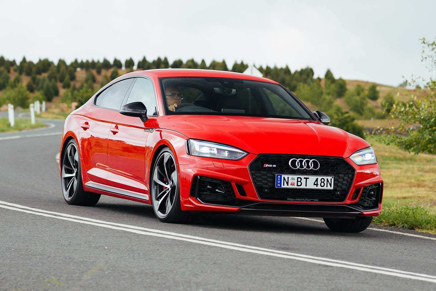 81 A 2019 Audi Rs5 First Drive