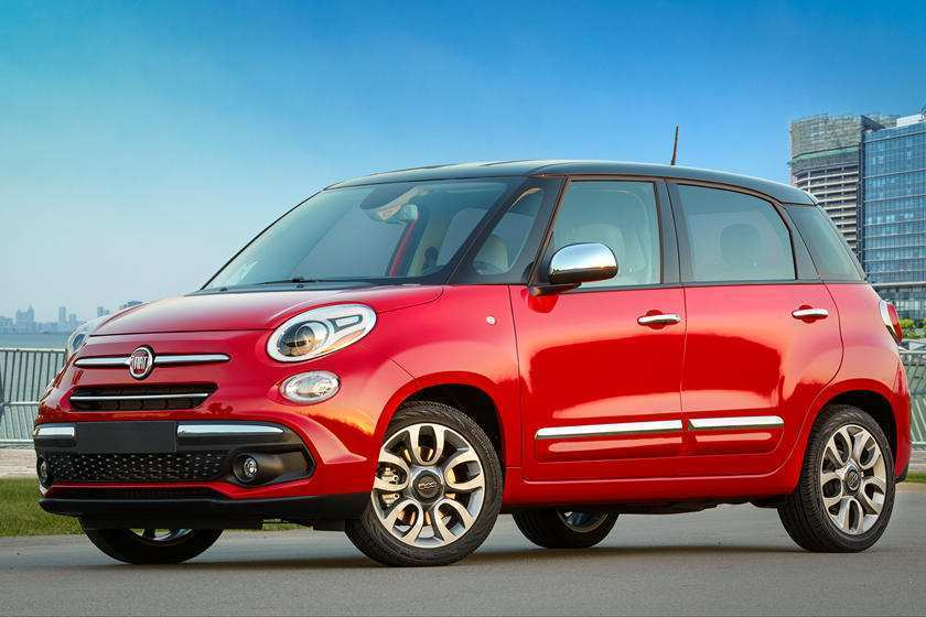 81 A 2019 Fiat 500L Redesign And Concept