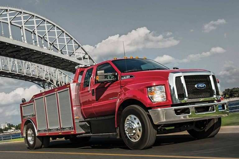 81 A 2019 Ford F650 Images