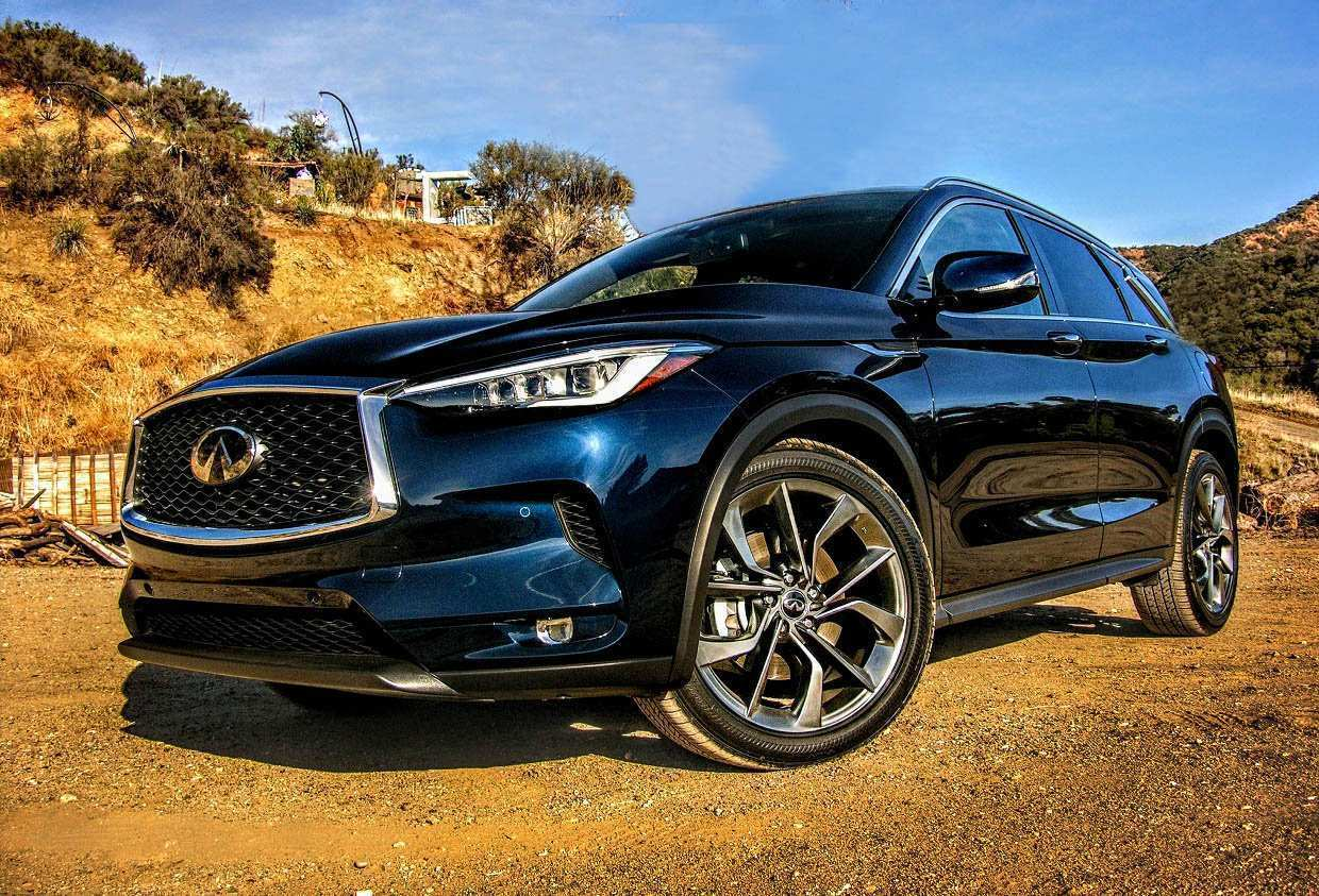 81 A 2019 Infiniti Qx50 Black Overview