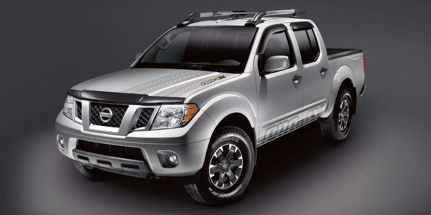 81 A 2019 Nissan Frontier Spesification