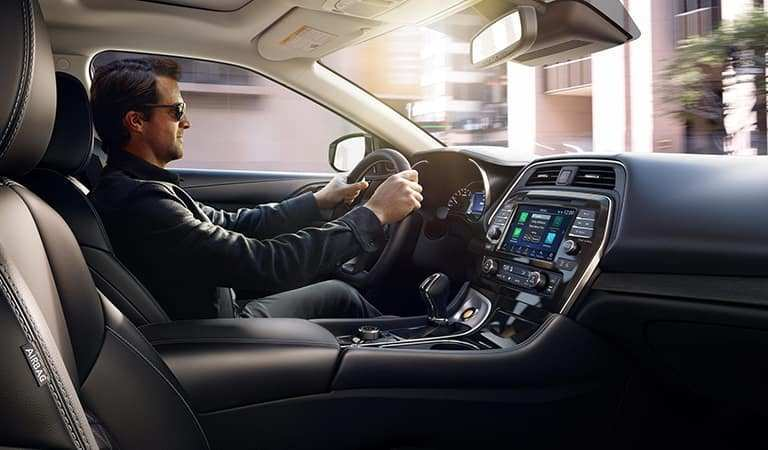 81 A 2019 Nissan Maxima Picture