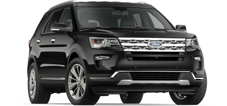 81 A 2019 The Ford Explorer Photos