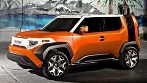 81 A 2019 Toyota FJ Cruiser Overview