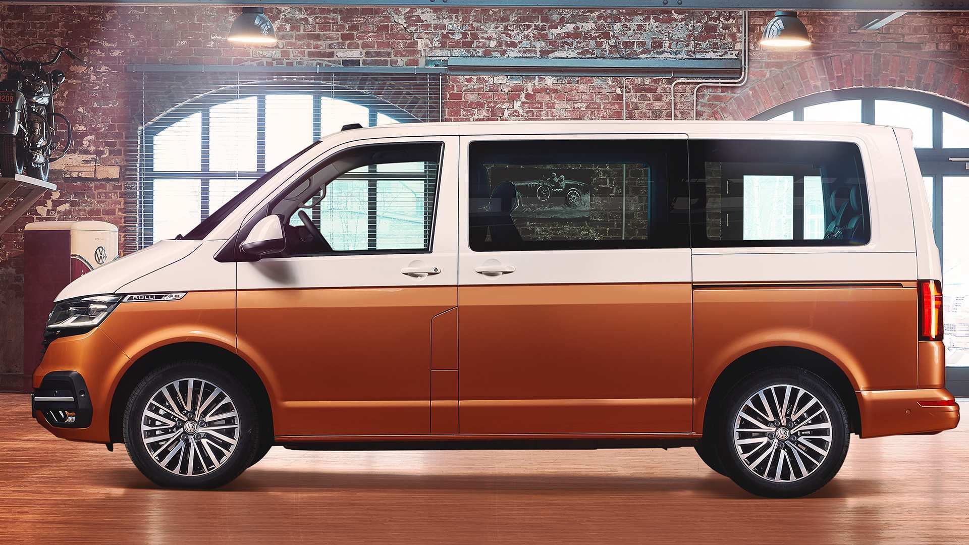 81 A 2019 VW Transporter Overview