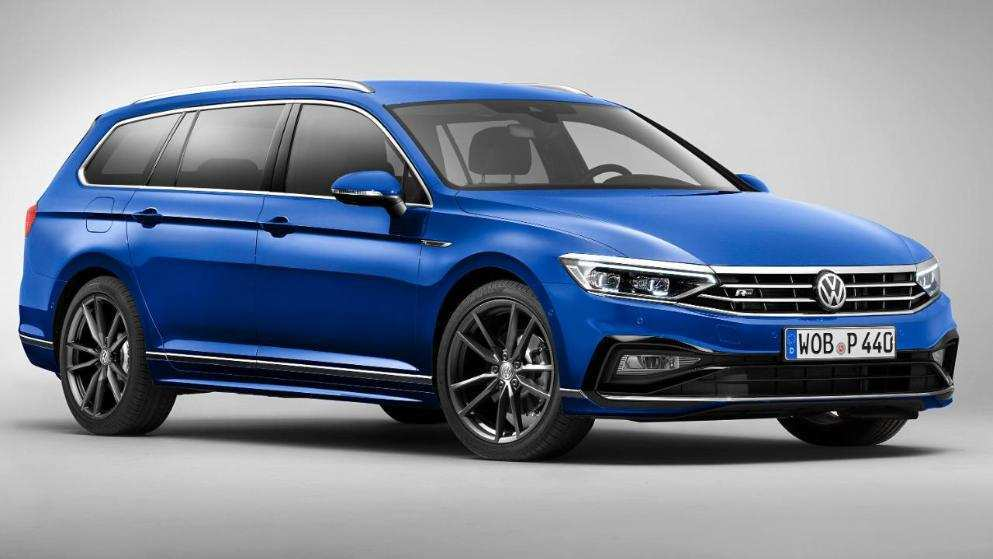 81 A 2019 Vw Passat New Review