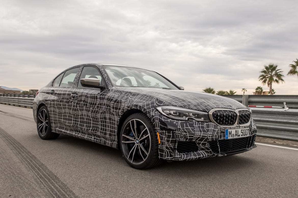 81 A 2020 BMW 3 Series Research New