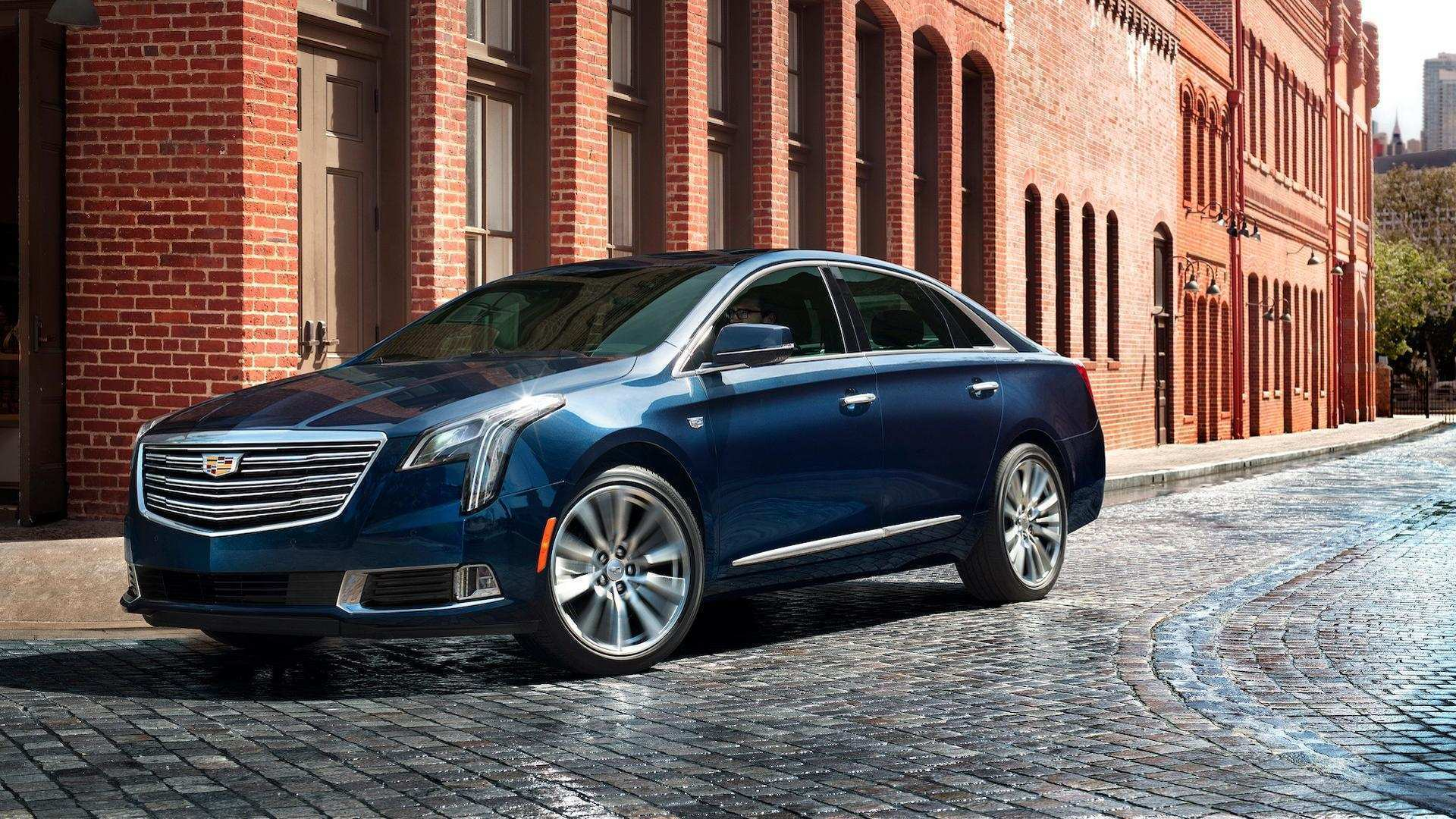 81 A 2020 Cadillac XTS Redesign