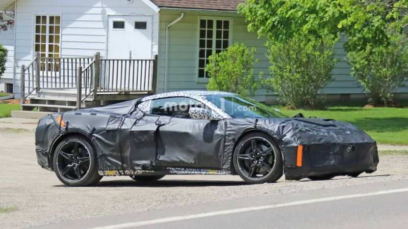 81 A 2020 Chevrolet Corvette Images Price