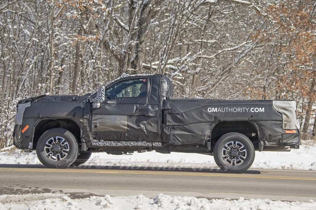 81 A 2020 Chevrolet Work Truck Review And Release Date