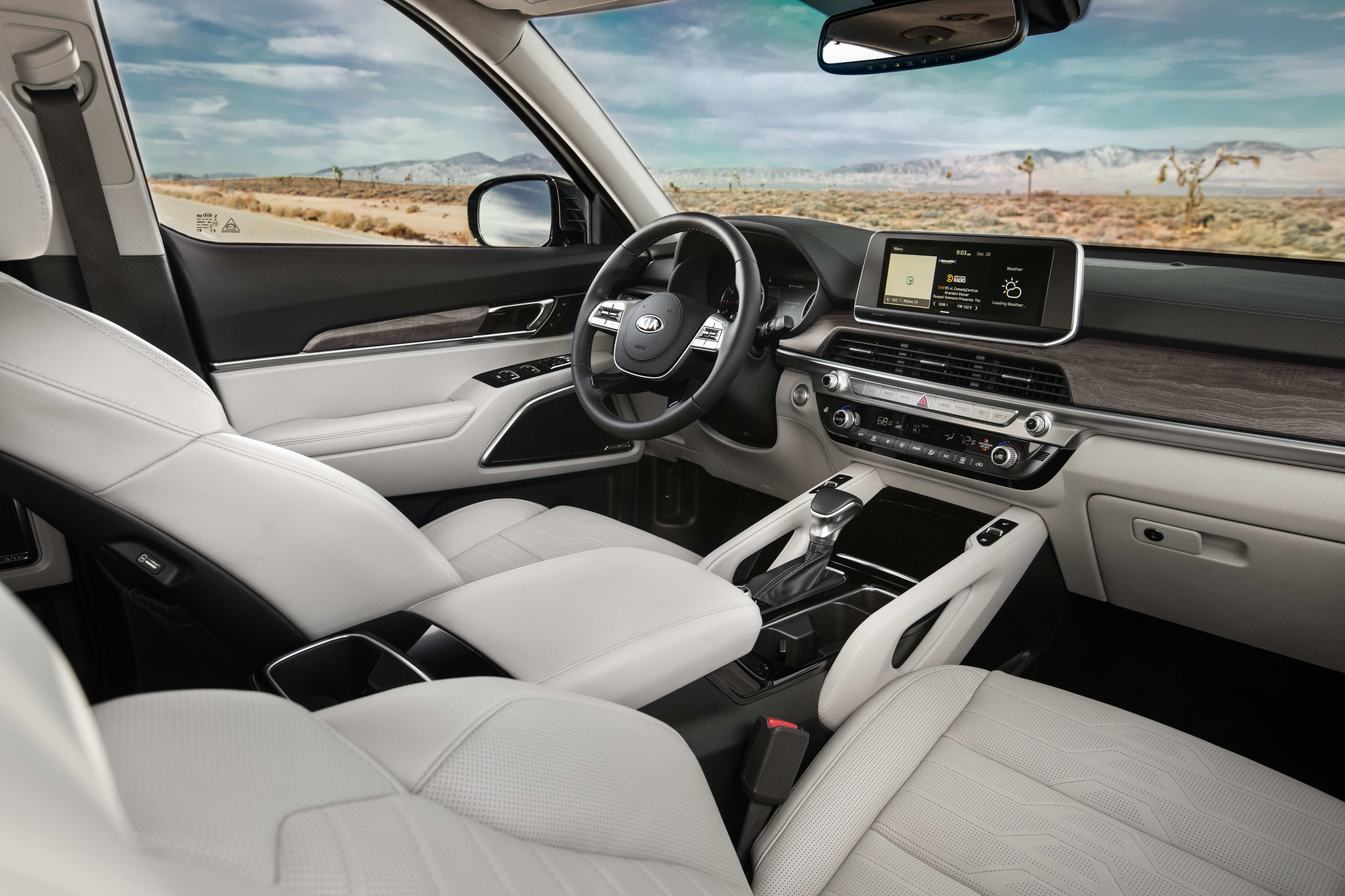 81 A 2020 Kia Mohave New Review